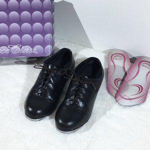 Dance Class Pro Jazz Tap Shoes - 3.5